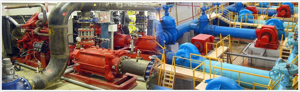 Fire Water Pump House Automation